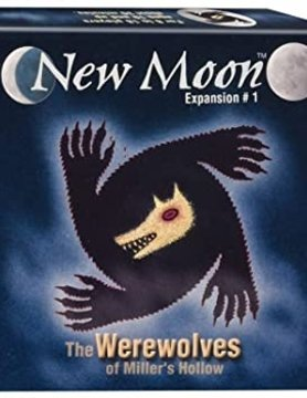 Asmodee WEREWOLVES OF MH NEW MOON
