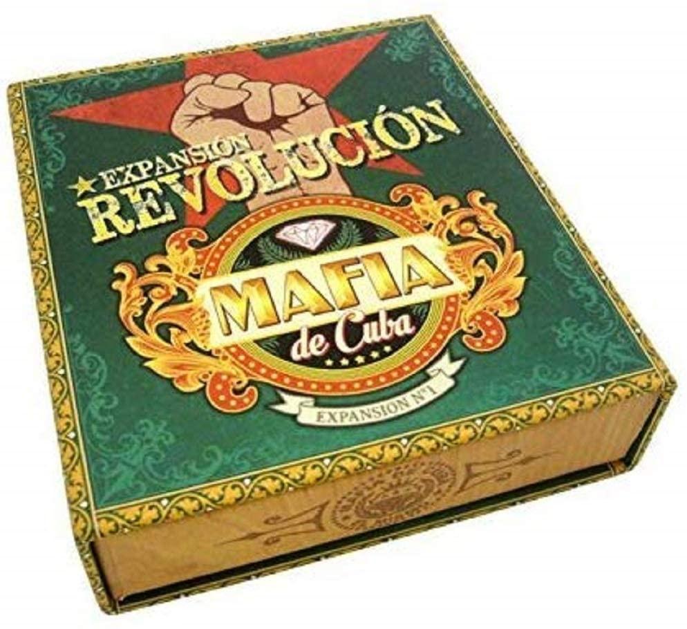 Asmodee MAFIA DE CUBA REVOLUTION