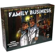 Asmodee FAMILY BUSINESS