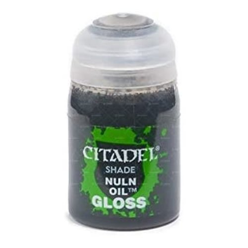 Games Workshop CITADEL (SHADE): NULN OIL GLOSS