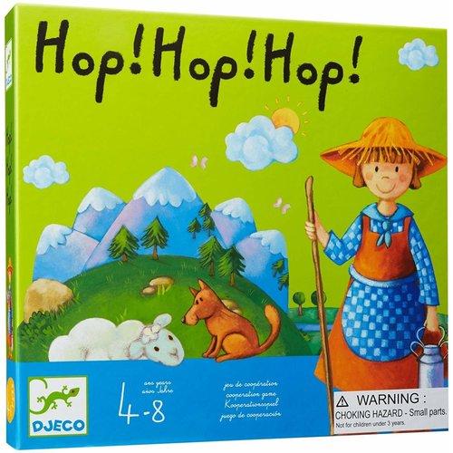 Asmodee HOP! HOP! HOP!