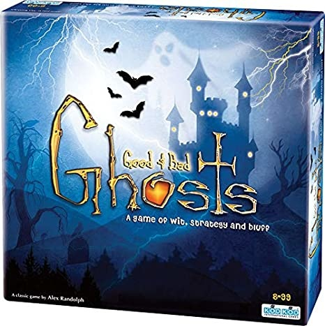 Asmodee GOOD AND BAD GHOSTS