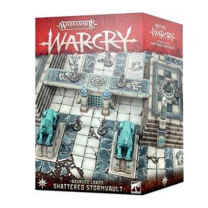 Games Workshop WARCRY: SHATTERED STORMVAULT