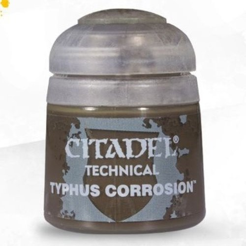 Games Workshop CITADEL (TECHNICAL): TYPHUS CORROSION