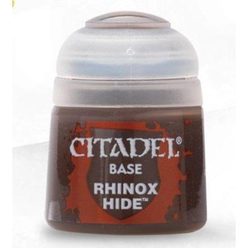 Games Workshop CITADEL (BASE): RHINOX HIDE