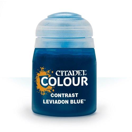 Games Workshop CITADEL (CONTRAST): LEVIADON BLUE