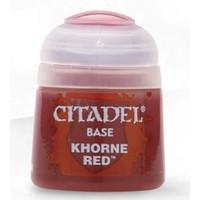 CITADEL (BASE): KHORNE RED