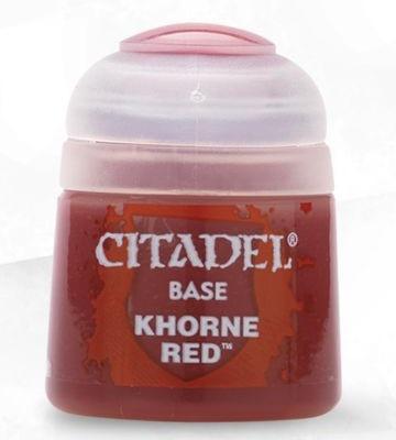 Games Workshop CP KHORNE RED