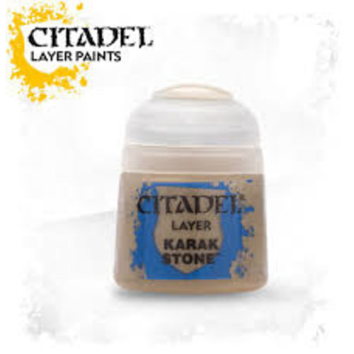 Games Workshop CITADEL (LAYER): KARAK STONE