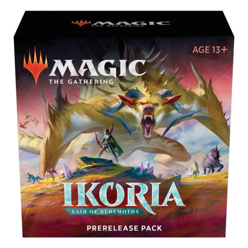 Wizards of the Coast MTG: IKORIA - PRERELEASE PACK