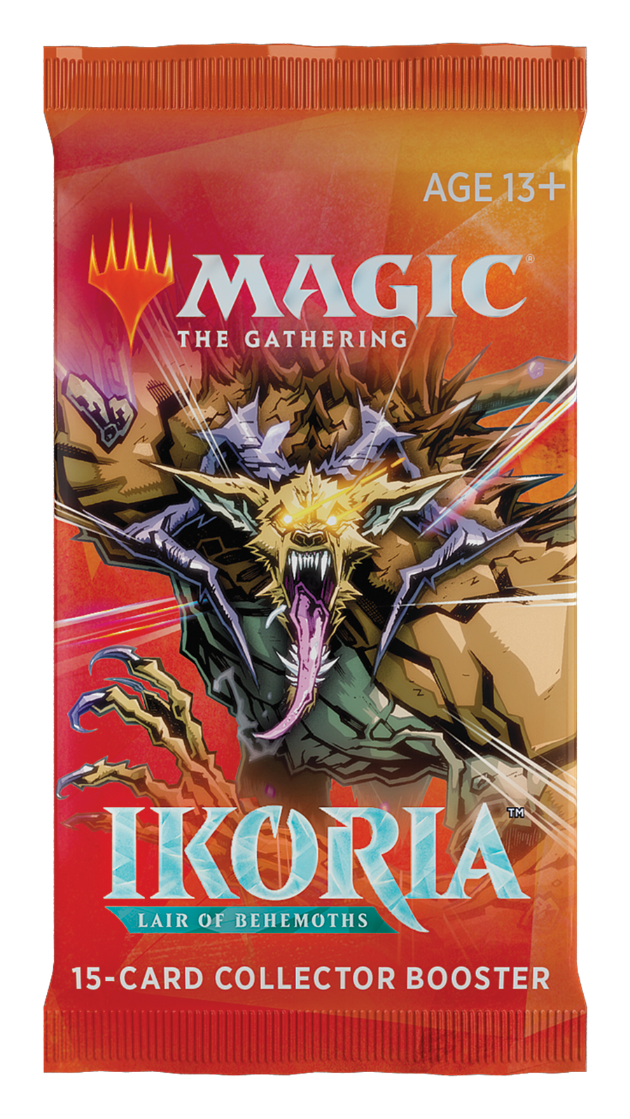 Wizards of the Coast MTG: IKORIA - COLLECTOR BOOSTER