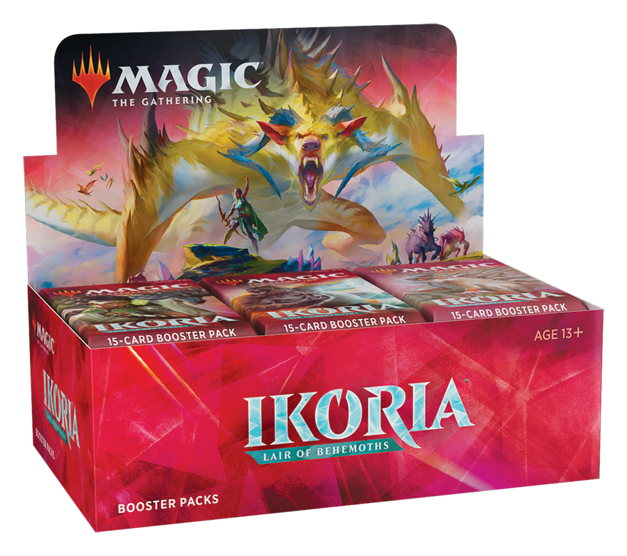 Wizards of the Coast MTG: IKORIA - LAIR OF THE BEHEMOTHS - BOOSTER