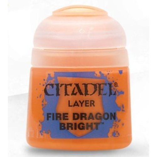 Games Workshop CITADEL (LAYER): FIRE DRAGON BRIGHT