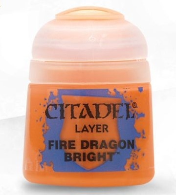 Games Workshop CP FIRE DRAGON BRIGHT