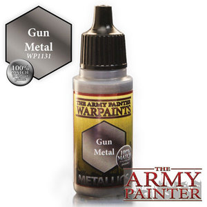 The Army Painter WARPAINT: GUN METAL