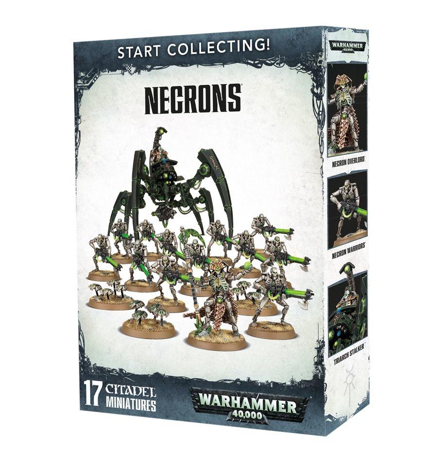 Games Workshop START COLLECTING: NECRONS