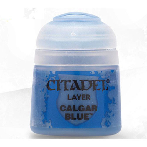 Games Workshop CITADEL (LAYER): CALGAR BLUE