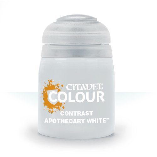 Games Workshop CITADEL (CONTRAST): APOTHECARY WHITE