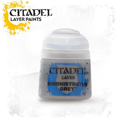 Games Workshop CITADEL (LAYER): ADMINISTRATUM GREY