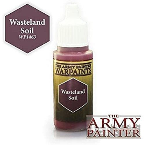 The Army Painter WARPAINT: WASTELAND SOIL