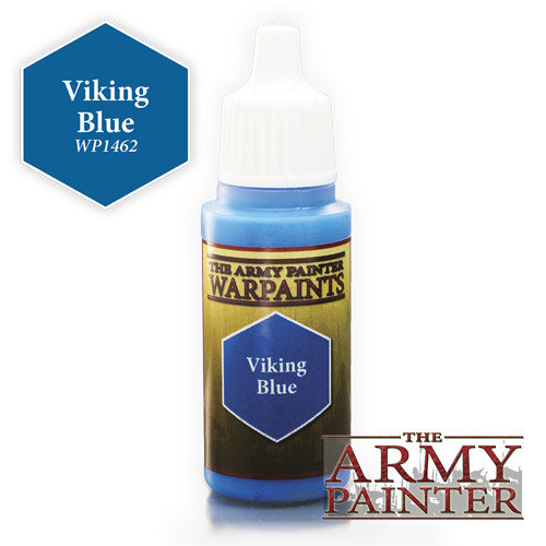 The Army Painter WARPAINT: VIKING BLUE