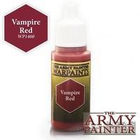 WARPAINT: VAMPIRE RED