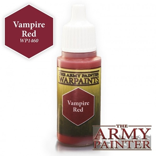 The Army Painter WARPAINT: VAMPIRE RED