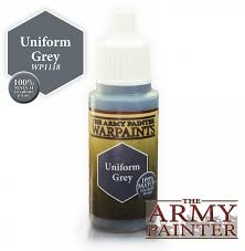 The Army Painter WARPAINT: UNIFORM GREY