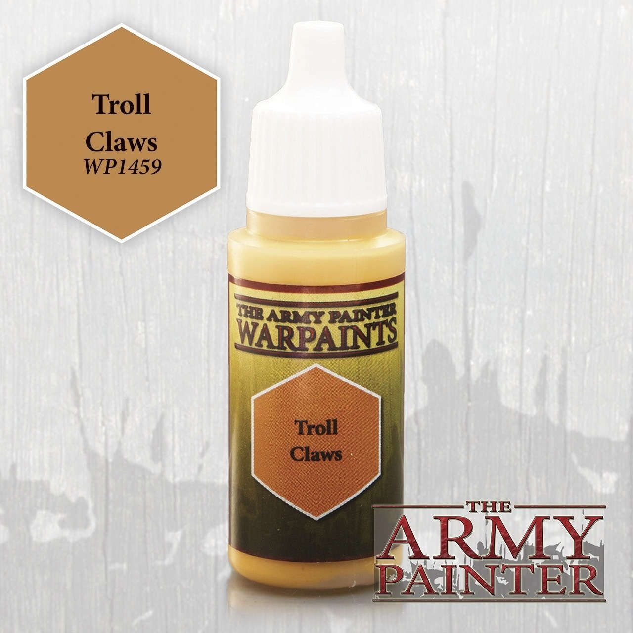 The Army Painter WARPAINT: TROLL CLAWS