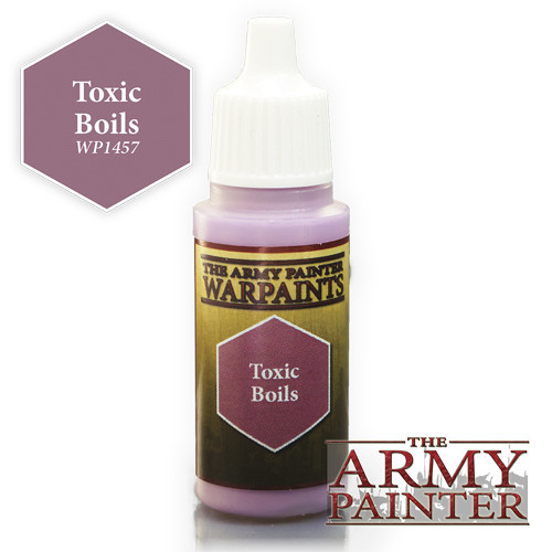 The Army Painter WARPAINT: TOXIC BOILS