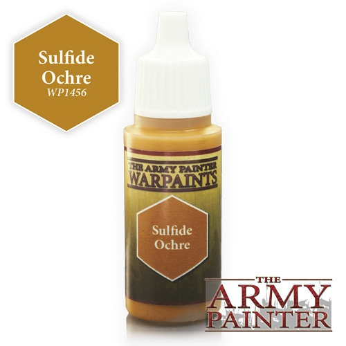 The Army Painter WARPAINT: SULFIDE OCHRE