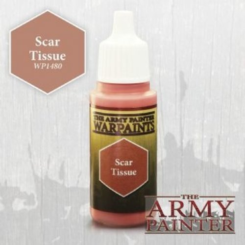 The Army Painter WARPAINT: SCAR TISSUE