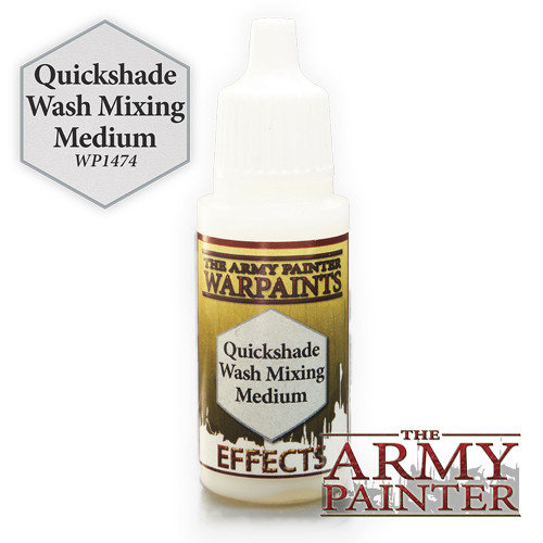 The Army Painter WARPAINT: QUICK SHADE WASH MIXING MEDIUM