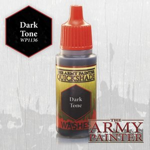The Army Painter WARPAINT: QUICK SHADE DARK TONE INK