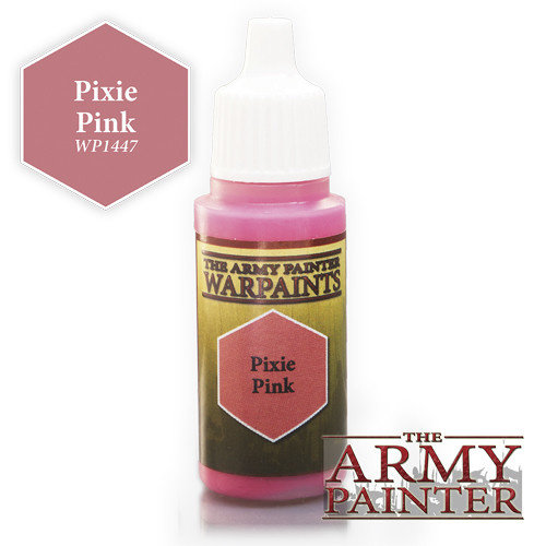 The Army Painter WARPAINT: PIXIE PINK