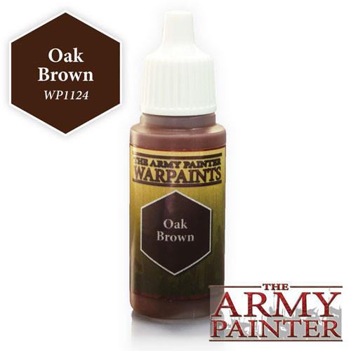 The Army Painter WARPAINT: OAK BROWN