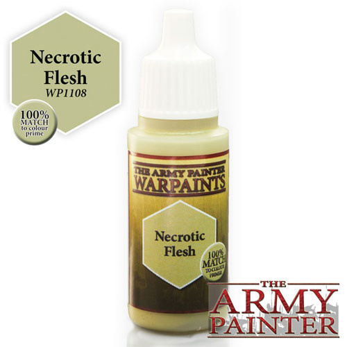 The Army Painter WARPAINT: NECROTIC FLESH