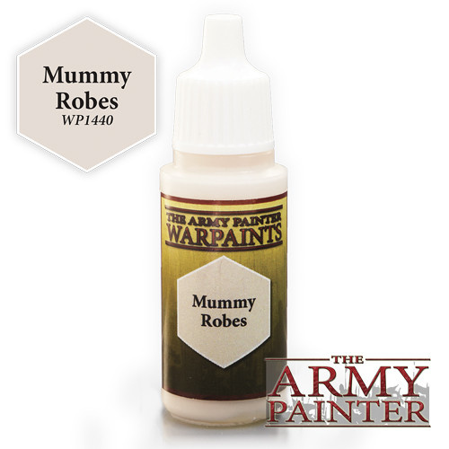 The Army Painter WARPAINT: MUMMY ROBES