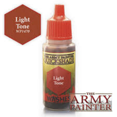 The Army Painter WARPAINT: LIGHT TONE