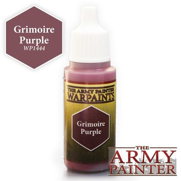 The Army Painter WARPAINT: GRIMOIRE PURPLE