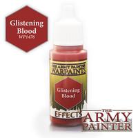 WARPAINT: GLISTENING BLOOD
