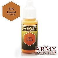WARPAINT: FIRE LIZARD