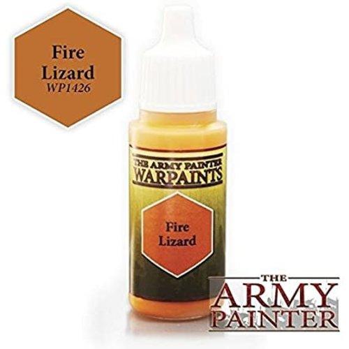 The Army Painter WARPAINT: FIRE LIZARD