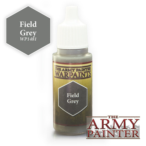 The Army Painter WARPAINT: FIELD GREY