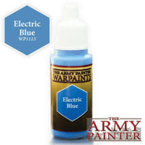 The Army Painter WARPAINT: ELECTRIC BLUE