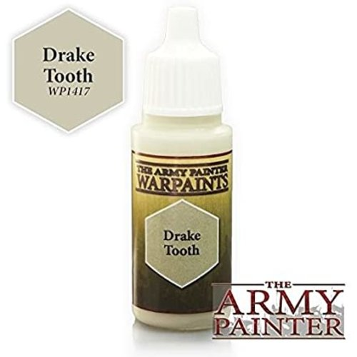 The Army Painter WARPAINT: DRAKE TOOTH