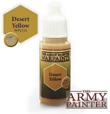 The Army Painter WARPAINT: DESERT YELLOW