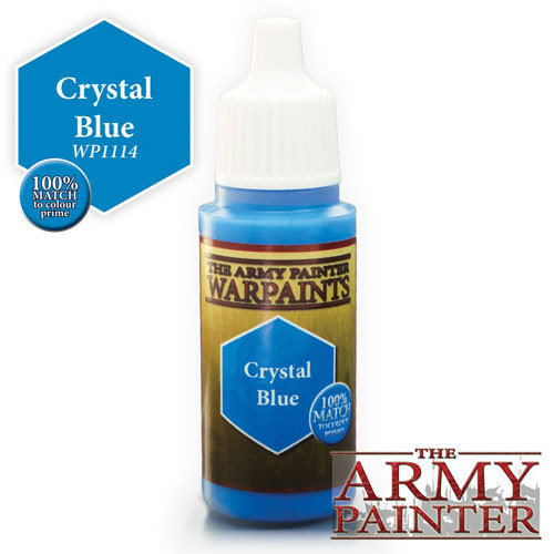 The Army Painter WARPAINT: CRYSTAL BLUE