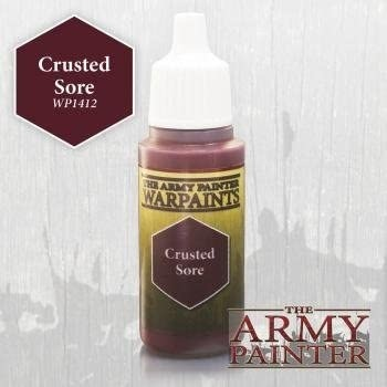 The Army Painter WARPAINT: CRUSTED SORE