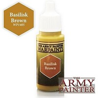 WARPAINT: BASILISK BROWN